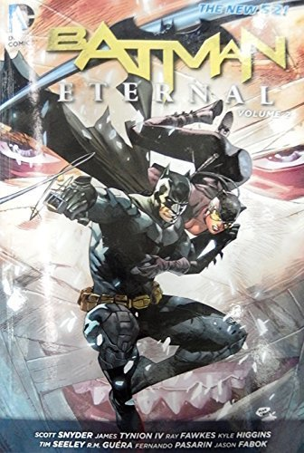 Batman Eternal Vol. 2 (The New 52) by Scott Snyder (2015-07-14)