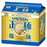 マルちゃん 正麺 塩味 105g×30個