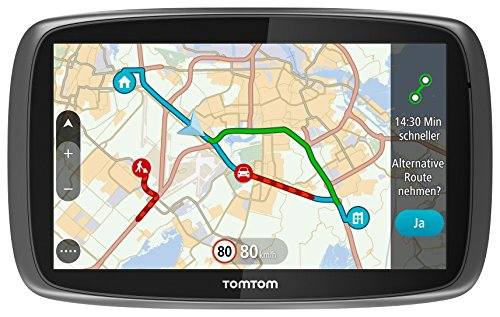 TomTom Go 6100 World (non-UK version)