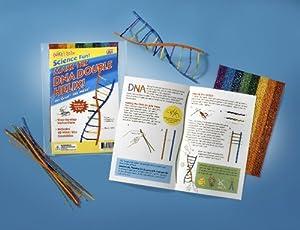 Wikki Stix DNA Double Helix Kit