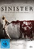 DVD Cover 'Sinister