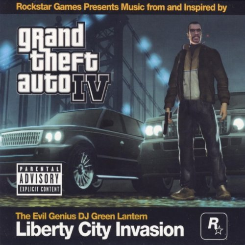 Grand Theft Auto IV: Liberty City Invasion