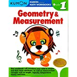 Geometry & Measurement, Grade 1 (Kumon Math Workbooks)by Kumon Publishin
