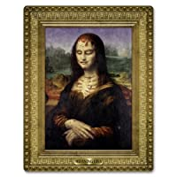 Beistle 01246 Moaning Lisa Masterpiece, 23 by 18-Inch by The Beistle Company