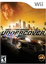 Need for Speed: Undercover - Nintendo Wii (Gold)