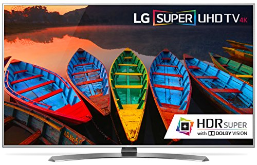 LG Electronics 60UH7700 60-Inch 4K Ultra HD Smart LED TV (2016 Model) (Lg 60 3d compare prices)