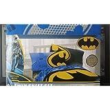 Batman Glowin Bat Symbol Twin Sheets