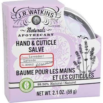 J.R.Watkins Hand Cuticle Salve 保湿クリーム