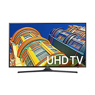 Samsung UN40KU6300 40 4K UHD HDR LED Smart TV