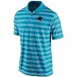 Nike Men's Carolina Panthers Preseason Polo Shirt