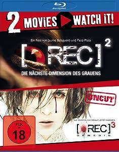 Rec 2/Rec 3 [Blu-ray]