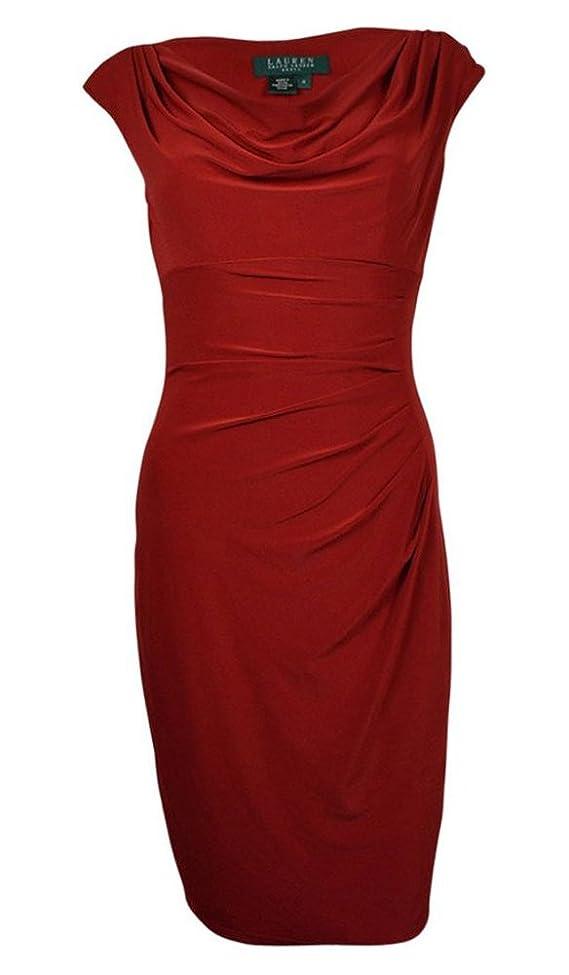 Lauren By Ralph Lauren Essentials Evening Dress