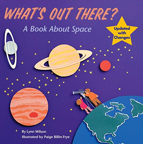 What's Out There?: A Book about Space (Reading Railroad) (Science Textbook Grade 3 compare prices)