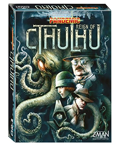 Pandemic Reign Cthulhu Board Game
