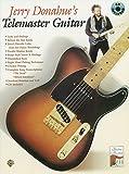 Jerry Donahue's Telemaster Guitar: Book & CD
