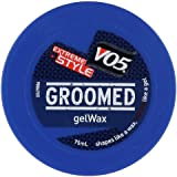 VO5 Groomed Extreme Style Gel Wax, 75 ml