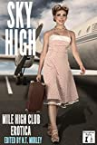 img - for Sky High: Mile High Club Erotica book / textbook / text book