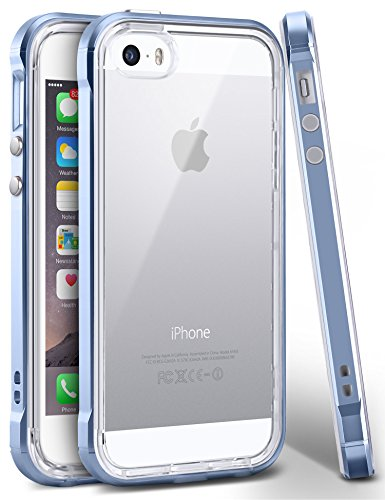iphone-se-case-ansiwee-reinforced-pc-frame-highly-durable-crystal-slim-shock-absorption-flexible-sof