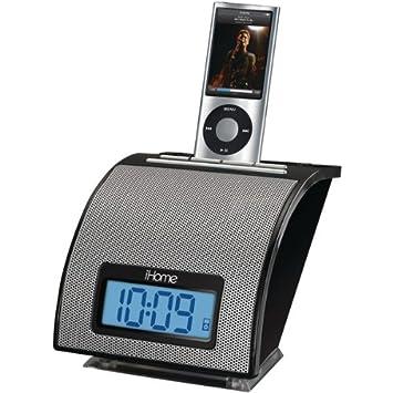 iHome iP11 30 Pin iPod iPhone Alarm Clock Speaker Dock