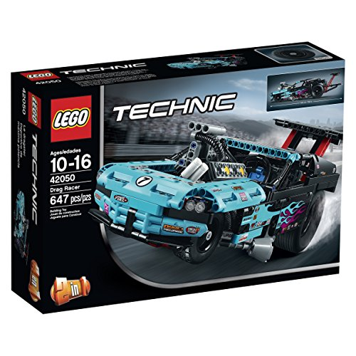 LEGO Technic Drag Racer 42050 Building Kit