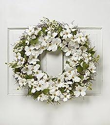 Blooming Spring Wreath