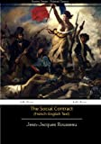 img - for The Social Contract (French-English Text) (Rossetta Series) (French Edition) book / textbook / text book