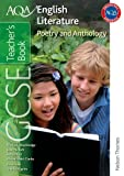 Jane Flintoft AQA GCSE English Literature Poetry and Anthology Teacher's Book