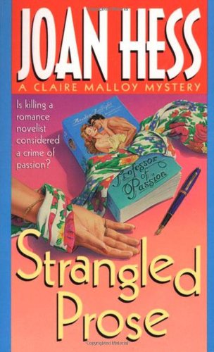 Strangled Prose (Claire Malloy Mysteries, No. 1)
