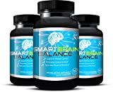 Brain-Booster-by-Smart-Brain-Balance-Natural-Memory-Enhancing-Supplement-Brain-Pills-W-Ginko-Biloba-Ginseng-St-Johns-Wort-Relieve-Stress-and-Anxiety-60-Veggie-Capsules