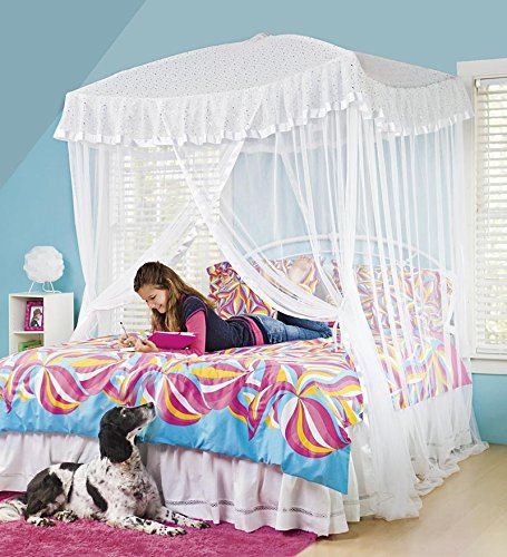 Boys Tent Bed front-49664