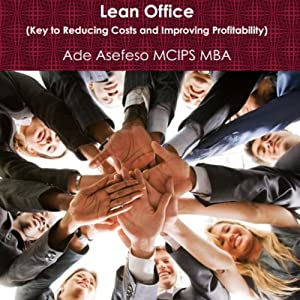 Lean Office Audiobook