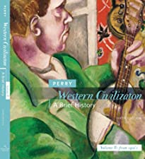 Western Civilization A Brief History Volume 2 by Marvin Perry