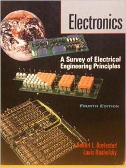 electronics  survey  electrical engineering principles robert boylestad louis nashelsky