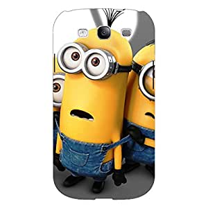 Jugaaduu Minions Back Cover Case For Samsung Galaxy Grand Duos I9082