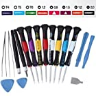 16-piece Precision Screwdriver Set Repair Tool Kit for iPad