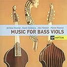 Musique Pour Basses De Viole (Music For Bass Viols)