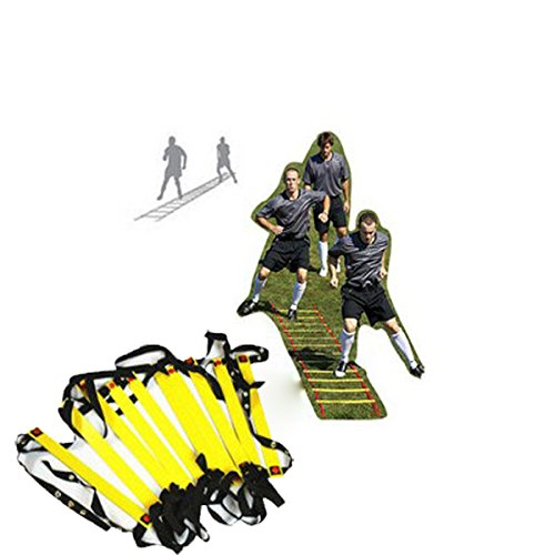 Durable 9-rung Agility Ladder for Football Soccer/ Speed/Feet Training