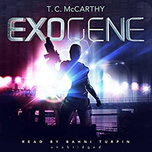 Exogene: The Subterrene Trilogy, Book 2 | [T. C. McCarthy]