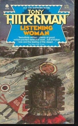 Listening Woman, TONY HILLERMAN