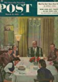 img - for The Saturday Evening Post. Mar. 15, 1952 book / textbook / text book