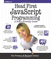 Head First JavaScript Programming Front Cover