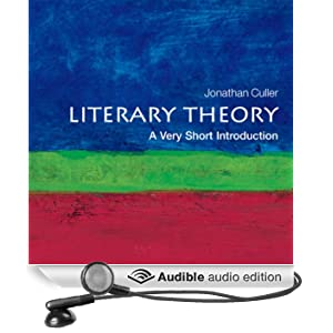 Literary Theory: A Very Short Introduction (Unabridged)