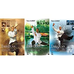 Tai Chi Series 3 DVD Box Set