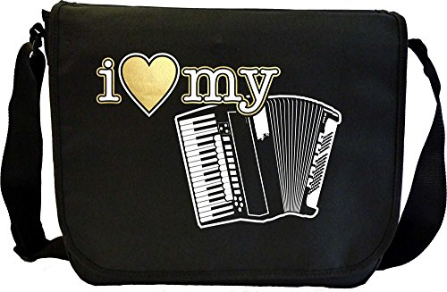 Accordion-I-Love-My-Sheet-Music-Document-Bag-Musik-Notentasche-MusicaliTee