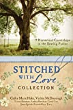 img - for The Stitched With Love Collection by Cathy Marie Hake (2013-02-01) book / textbook / text book
