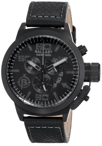 Ballast Men's BL-3101-06 Trafalgar Watch with Two Interchangeable Straps