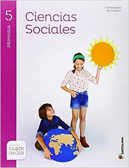 SOCIALES MADRID S.HACER(14)E.P.5 SANTILL: 9788468023892: Amazon.com