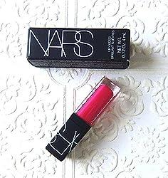 NARS Lip Gloss in Priscilla, Deluxe Travel Size, 0.12 oz