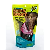 Fido Super Breath Dental Dog Bones with added Chlorophyl