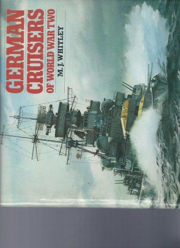 German Cruisers of World War Two